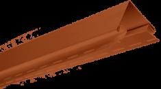 Планка наружный угол Дуб светлый Т-12 - 3,00м