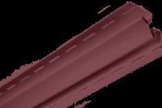 Планка внутренний угол Гранатовая Т-13  -  3,00м